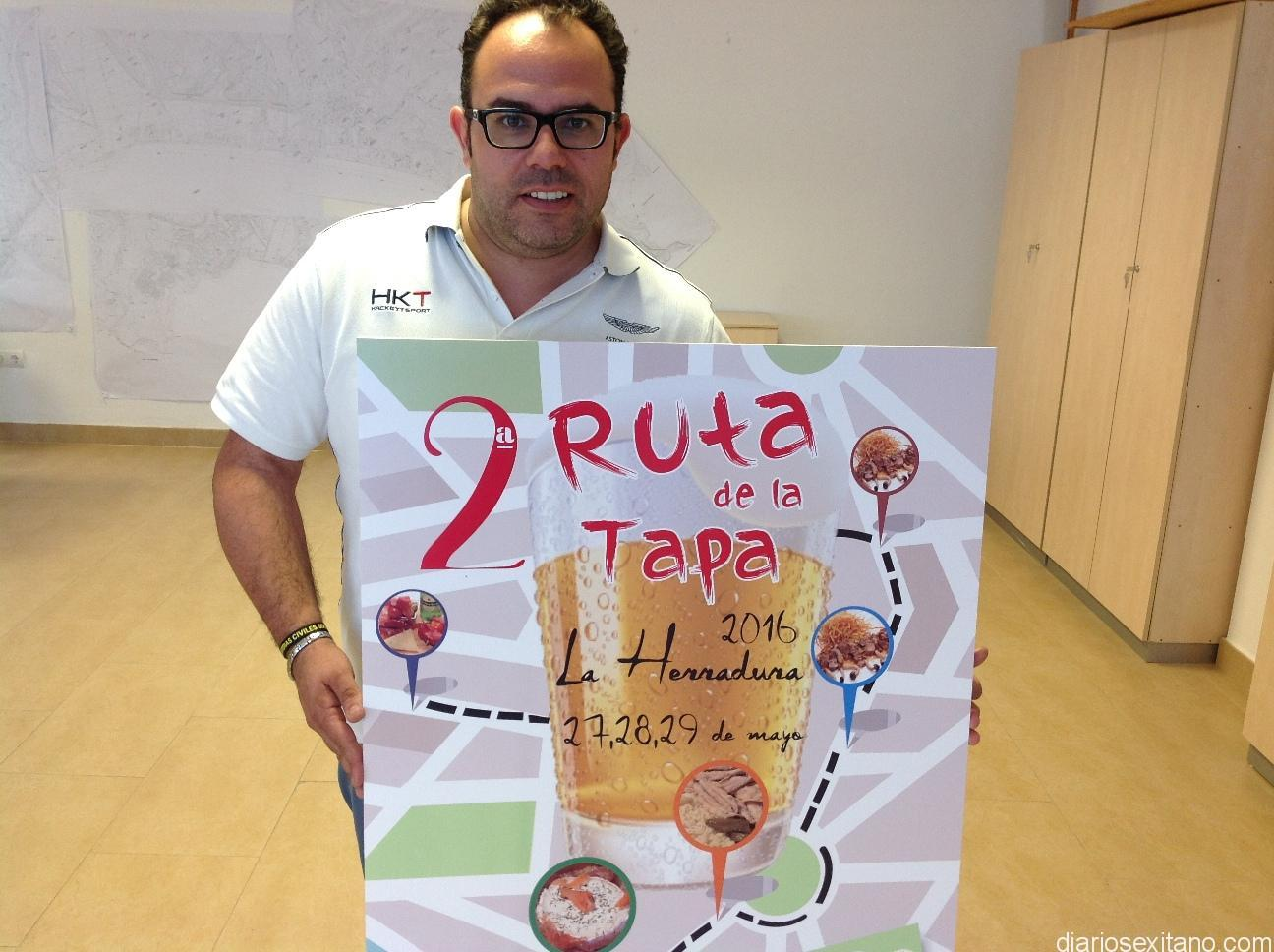 RUIZ JOYA FERIA DE LA TAPA EN LA HERRADURA DEL 27 AL 29 DE MAYO 16
