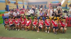 GRADUACION CENTRO INFANTIL LA CARRERA 16