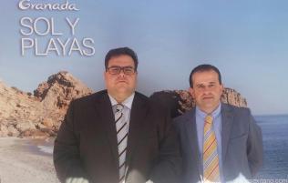 RAFAEL CABALLERO Y FELIPE PUERTAS ATIENDEN EN CALLAO MADRID 16