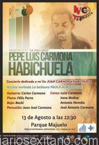 PEPE LUIS CARMONA HABICHUELA 16