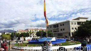 bandera-espana-en-el-centro-de-almunecar-16