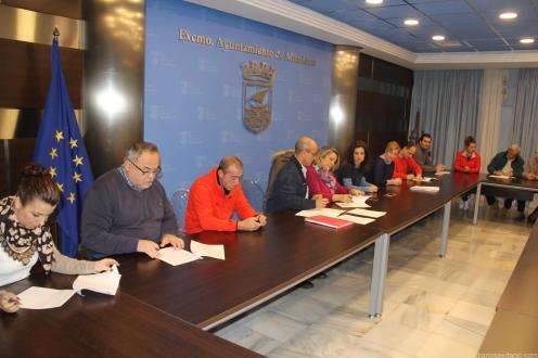 ALMUÑECAR ACTO FIRMA CLUBES DEPORTIVOS 17