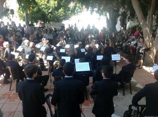 CONCIERTO BANDA MUNICIPAL DE MUSICA ALMUÑECAR 17