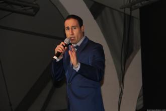 MANUEL CRIBAÑO CANTO EN LAS FIESTAS DE LA HERRADURA 17