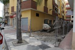 OBRAS MEJORA EN CALLE HUELVA DE ALMUÑECAR 17