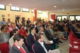 ASISTENTES AL ACTO DE APERTURA NETWORKING 17
