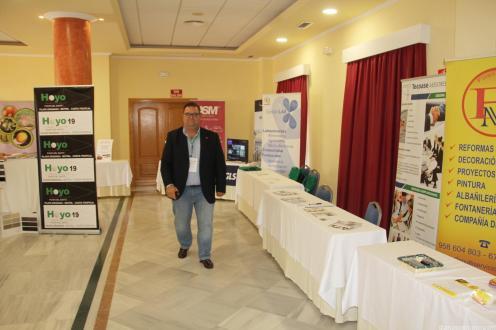 SALA EXPOSICION EN HOTEL VICTORIA PLAYA 17