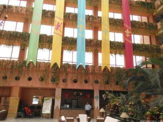 HOTEL TEMATIZADADO FIESTA MEDIEVO 17