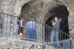 MOMENTO GRABACION EN CUEVA SIETE PALACIOS 17
