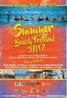 SUMMER BEACH FESTIVAL 2017