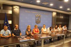 ACTO PRESENTACION CARTEL FLAMENCO SOLIDARIO CON ACOMPALIA 17