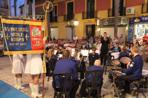 BANDA NORUEGA CERRO FESTIVAL TROPICAL ALMUÑECAR 17