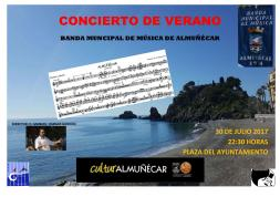 CONCIERTO VERANO BANDA MUNICIPAL DE MUSICA ALMUÑECAR 17