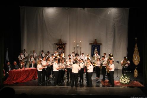 BANDA MUNICIPAL DE MUSICA ALMUÑECAR ABRIO Y CERRO EL ACTO 17