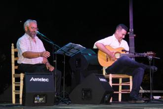 JOSE ANTONIO TELLO Y RAUL RUIZ EN VELANDA EL RUSO 17