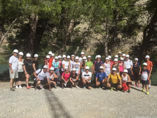 JUVENTUD EXCURSION AL CAMINO DEL REY 17