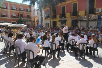 Banda Municipal de Música de Almuñéar abrió temporada de conciertos 17