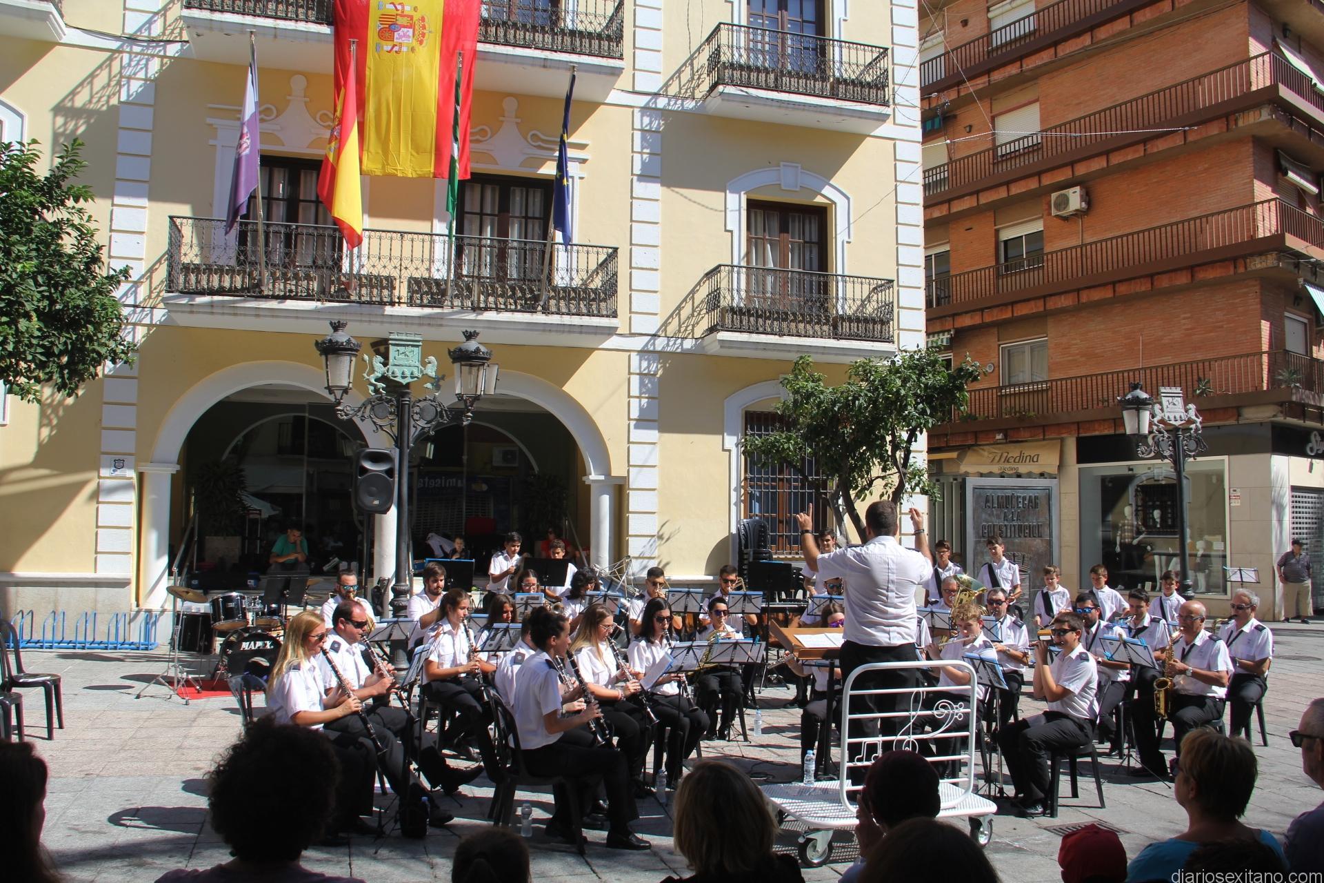 CONCIERTO APERTURA TEMPORADA BANDA MUNICPAL DE MUSICA DE ALMUÑECAR 17