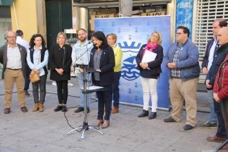 ACTO INSTITUCIONAL CONTRA LA VIOLENCIA DE GENERO EN ALMUÑECAR 17