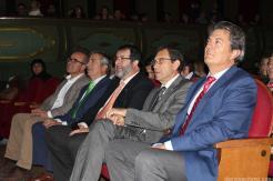 LUIS ARAGON OLIVARES INVITADO Y GALARDONADO EN LA GALA CICLISMO ANDALUZ 17