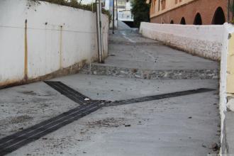 MEJORA Y ADECENTAMIENTO CAUCE DEL BARRANCO LOS MARINOS