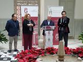 PRESIDENTE DEL JURADO EN LA PRESENTACION DEL CERTAMEN ANDRES SEGOVIA 2018 EN GRANADA