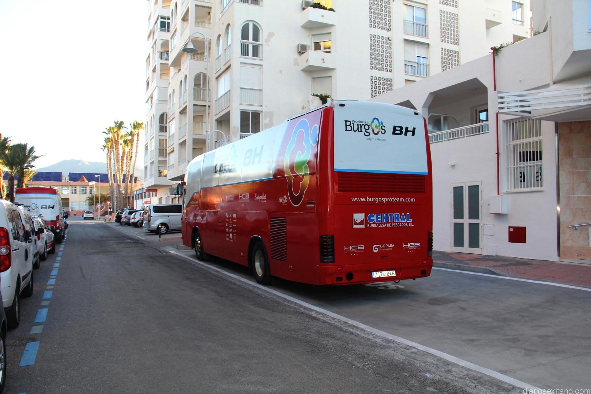 AUTOBUS BURGOS BH EN ALMUÑECAR 18