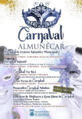 CARTEL CARNAVAL ALMUÑECAR 2018