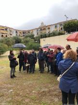 Arqueologa municipal Almuñécar informó sobre la importancia y función del acueducto y termas romanas 18