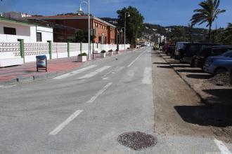 ZONA CANALIZACIONES VIAL PLAYA LA HERRADURA PARA ASFALTAR ZONA 18