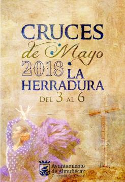 CARTEL CRUCES MAYO LA HERRADURA 2018