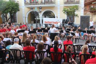 CONCIERTO BANDA NORUEGA FESTIVAL TROPICAL ALMUÑECAR 18