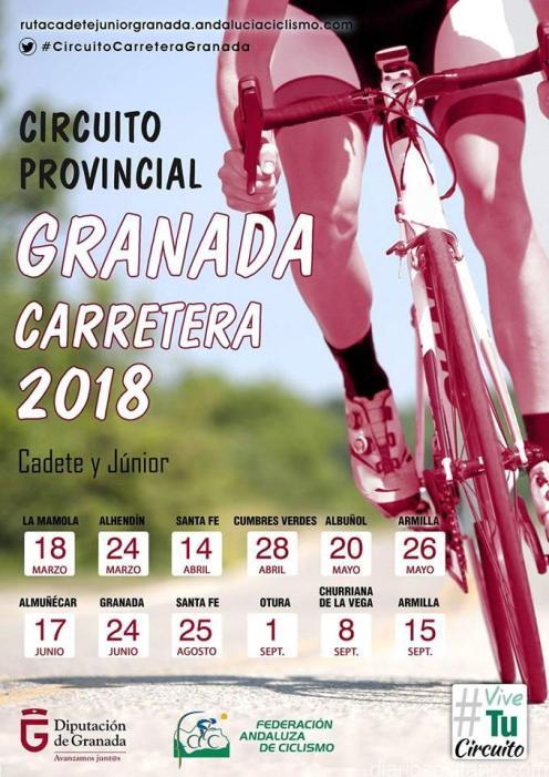 XXIX CARRERA CICLISTA ALMUÑECAR COTA 1200 DOMINGO 17 JUNIO 18