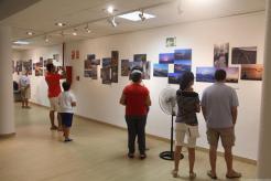OBRAS EXPUESTA EN SALA PEPE GAMEZ CENTRO CIVICO LA HERRADURA 18