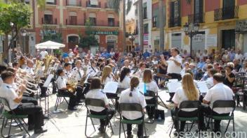 BANDA MUNICIPAL DE MUSICA ALMUÑECAR 18