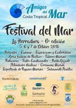 CARTEL FESTIVAL DEL MAR EN LA HERRADURA 18
