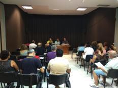 UN MOMENTO DE LA CELEBRACION CONSEJO ESCOLAR MUNICIPAL ALMUÑECAR 18