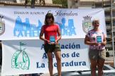 PODIO MASTER 30 FEMENINAS TRAVESIA 19