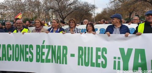 ALMUÑECAR PIDE LAS CANALIZACIONES DE BEZNAR RULES 20