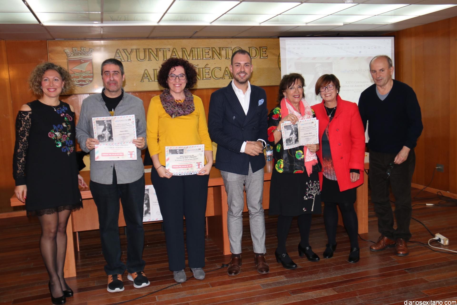 Cerca de 300 trabajos participaron en las distintas categorías del XXVII Certamen de Cartas de Amor y Desamor de Almuñécar 2021 - Diario Sexitano