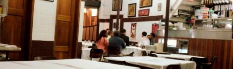Mais um encontro para petiscos no Bar Brasil