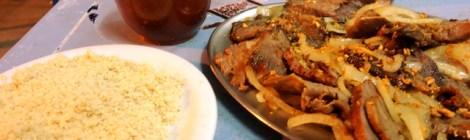 Bar do Chico: carne de sol e cerveja mofada