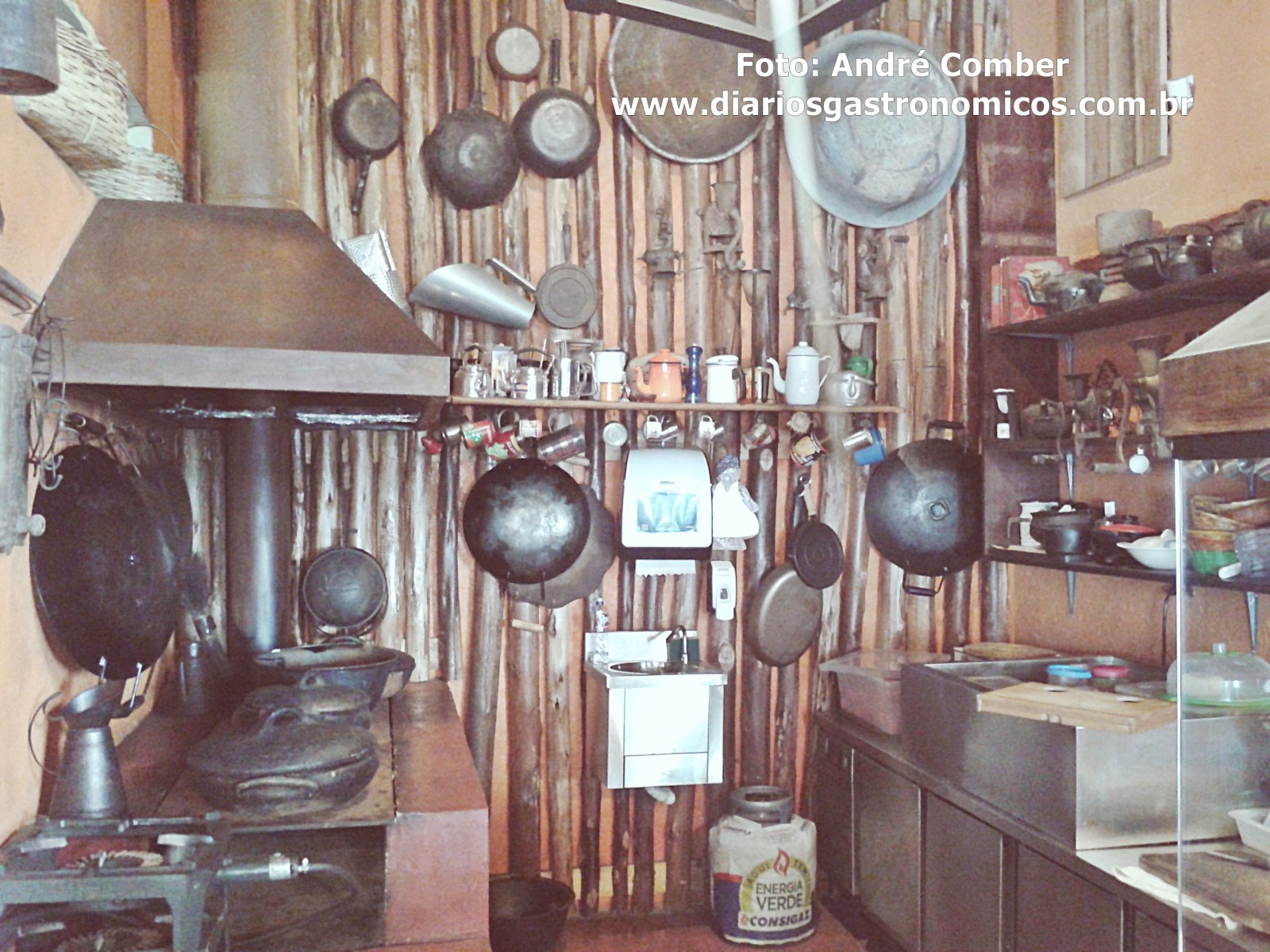 Arimba restaurante, Perdizes