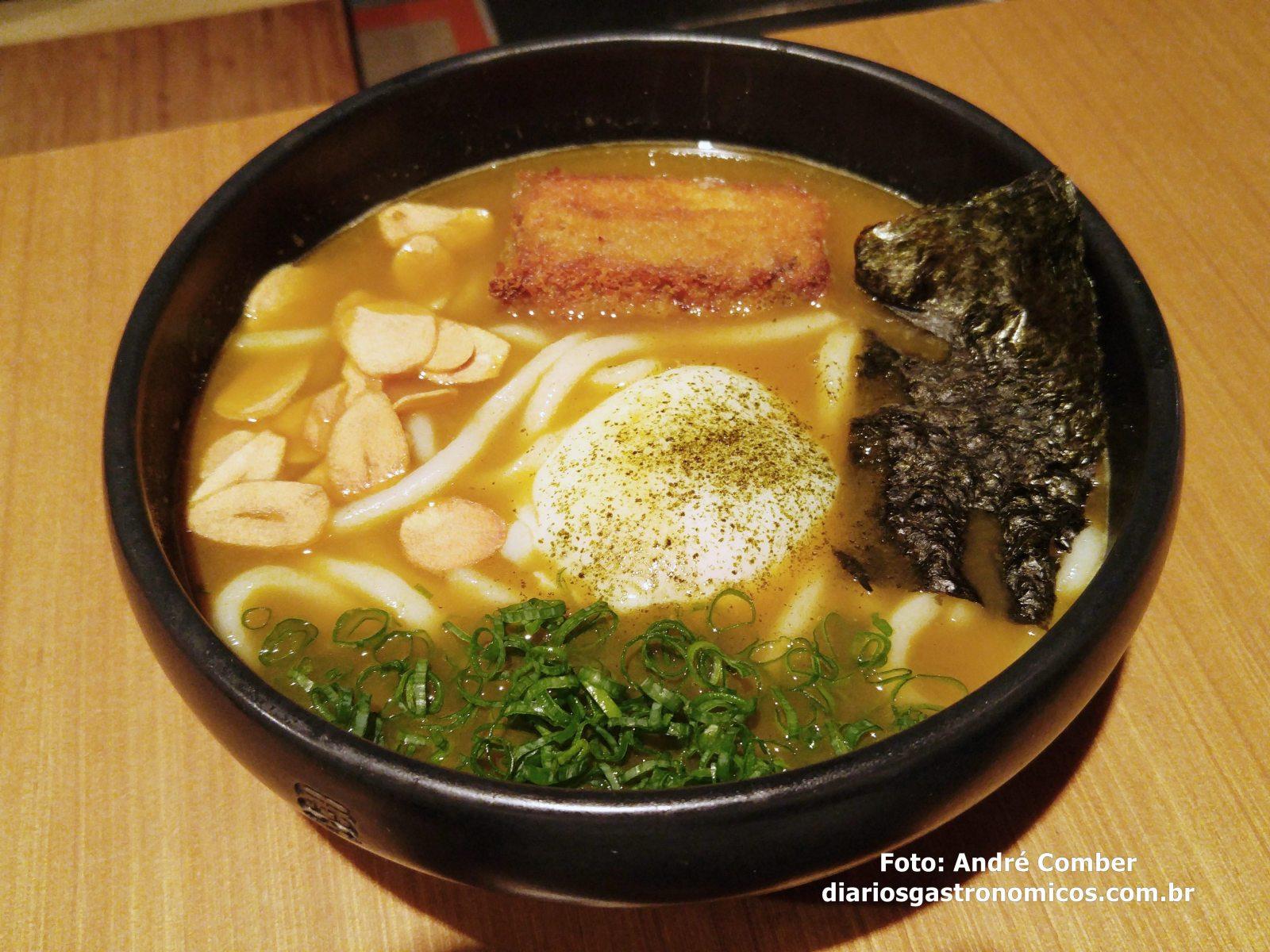 Noodles bar, Kare Udon
