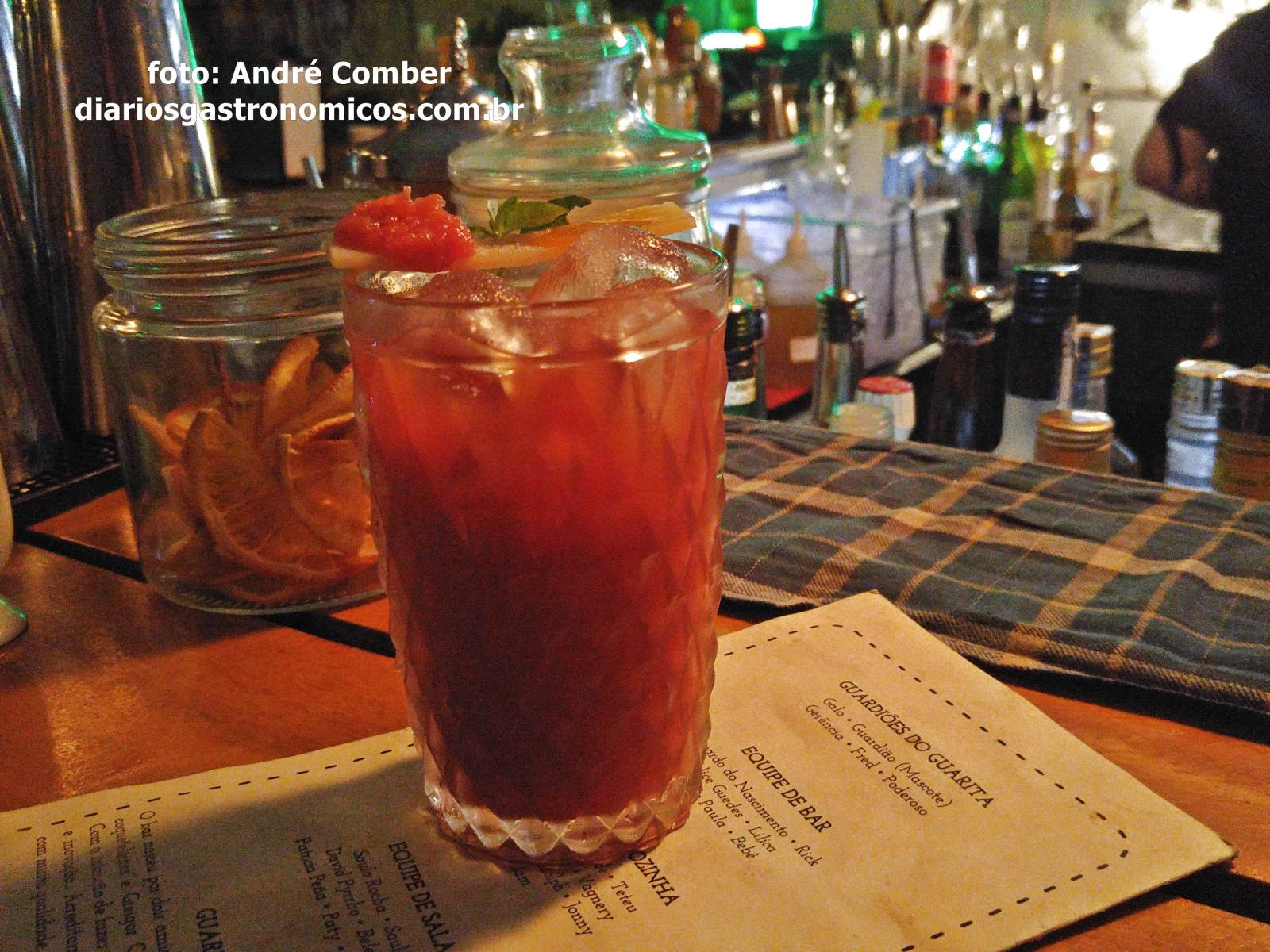 Guarita Bar, Red Snaper