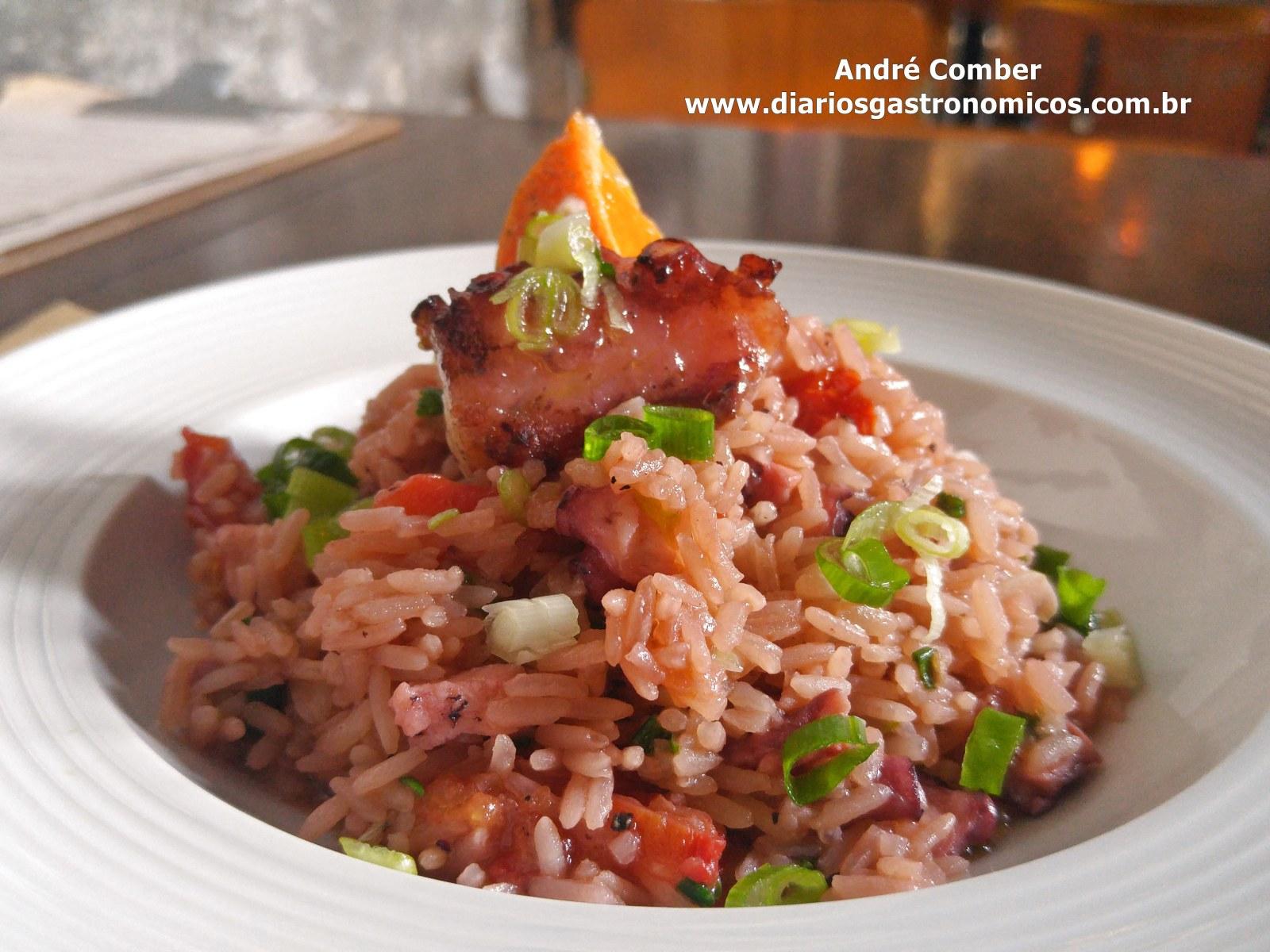 Hospedaria, Mooca, arroz de polvo