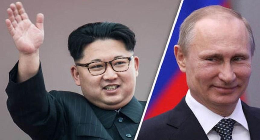 Resultado de imagen para Kim Jong-un, Foro Económico Oriental