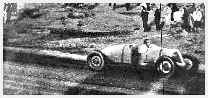 automovilismo 1940 de uruguay