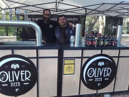 El propietario Fernando Oliver de Cervecería Artesanal Oliver, brindó info sobre el crecimiento comercial del producto en el Uruguay.