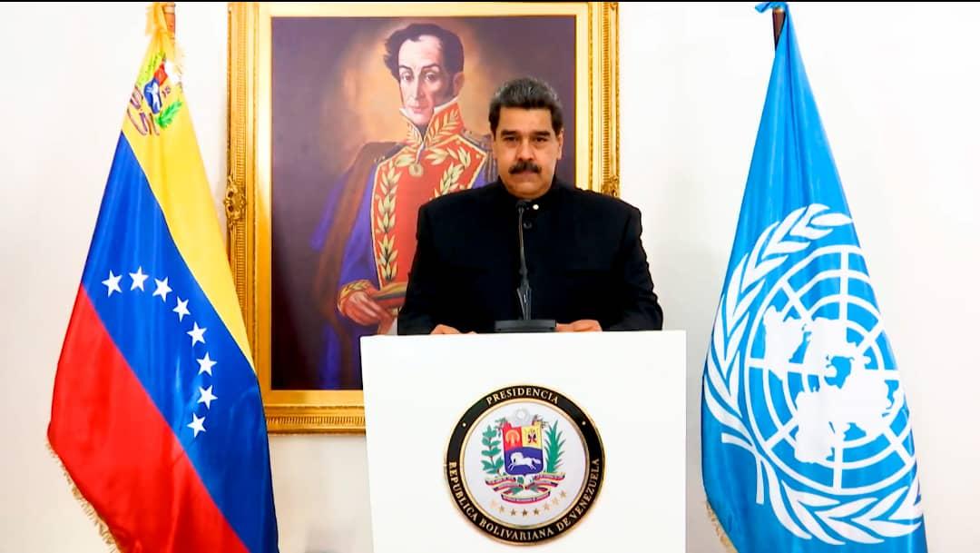 Maduro: Sanciones contra Venezuela limitan respuesta a la pandemia
